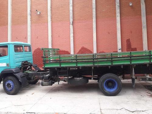 caminhão mercedes- benz mb1214 toco