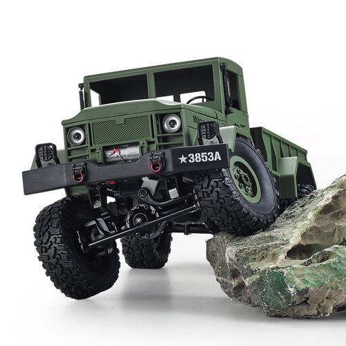 caminhão militar controle remoto