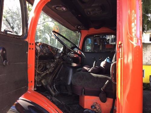 caminhão munck masal ms 30.000 - mercedes - 2219 - traçado
