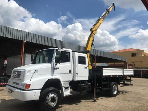 caminhão munck mb 1318 2009