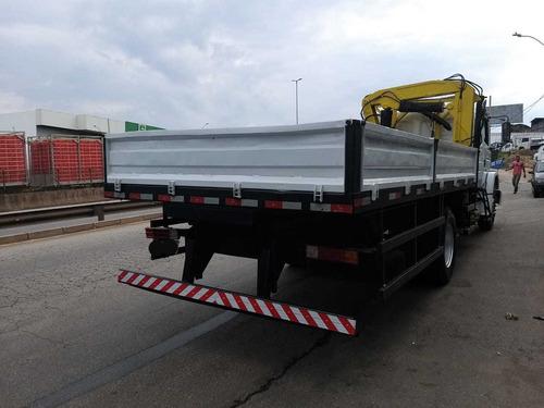 caminhão munck mb 1318 com modulo passageiro !!