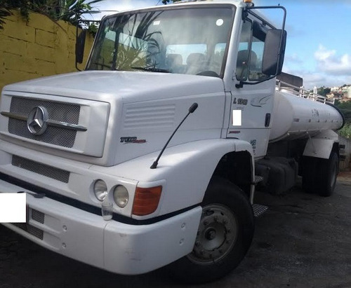 caminhão pipa mercedes benz l1318 ano 2007