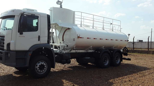 caminhão pipa tanque de agua bombeiro vw 31320 2012 190.000.