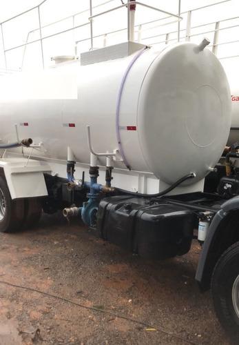 caminhão pipa volkswagen 17-180 - 10.000 litros - 2011