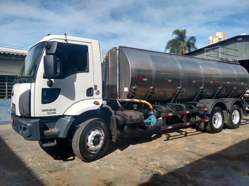 caminhão pipa,ford cargo, 2629 6x4, ano 2015