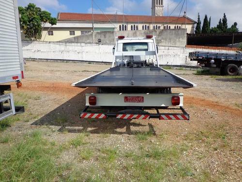 caminhão plataforma guincho