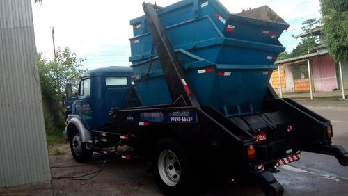 caminhão poliguindaste1113