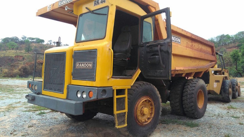 caminhão randon rk430 - 2007