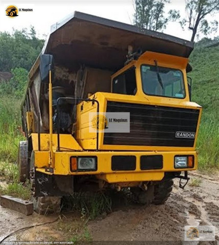 caminhão randon rk430 ref.185255