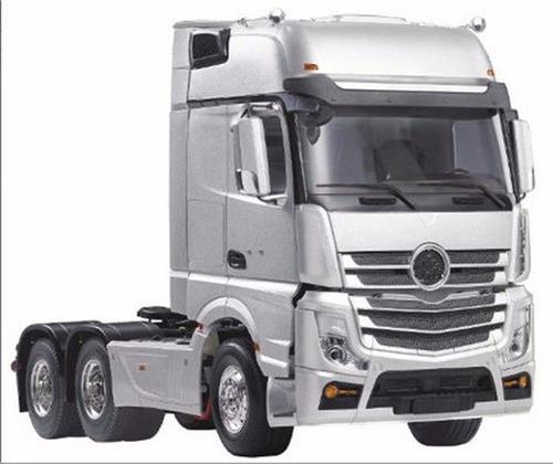 caminhão rc tamiya 1/14 kit para montar.