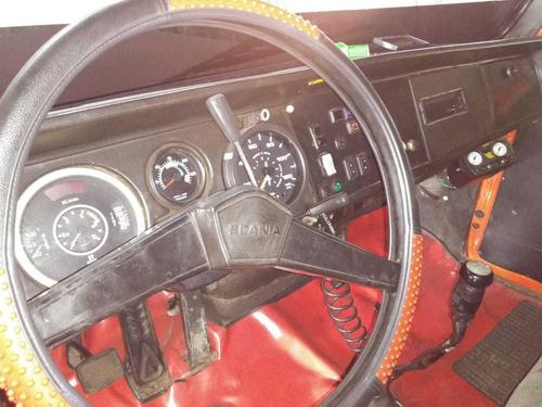 caminhão scania 111s motor feito cx. e dif. revisado 1980