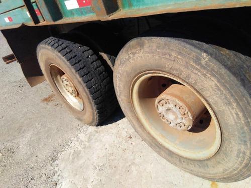 caminhão scania 113 360 6x4 + equip. canavieira ano 1998