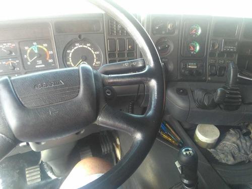 caminhão scania 124 360 6x2 conservado, de particular 1997