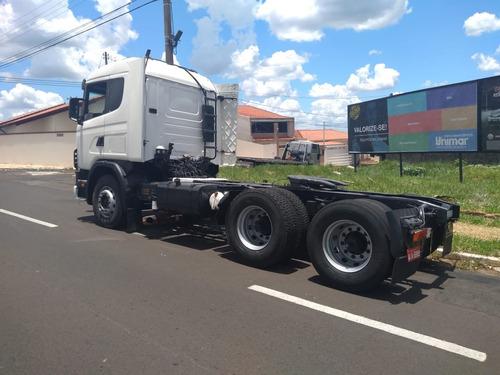 caminhão scania 124