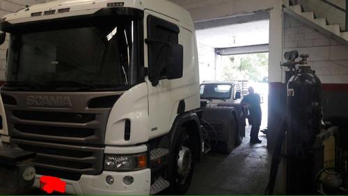 caminhão scania 360 carro
