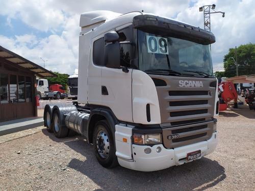 caminhão scania 380