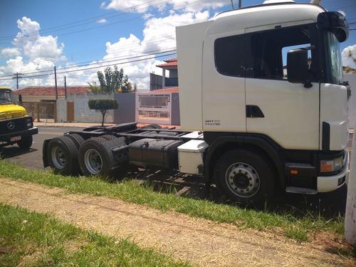 caminhão scania g 124 r
