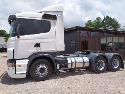 caminhão scania g 380 trucada 6x2 ano 2009 bonit
