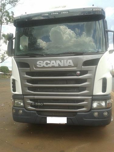 caminhão scania g 380/batatais caminhões