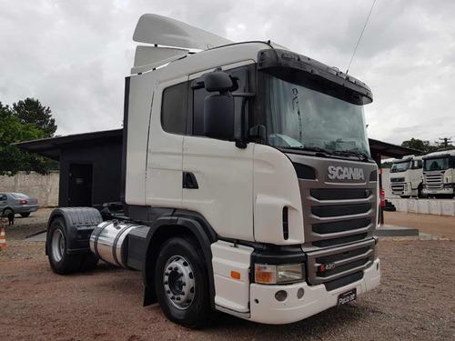 caminhão scania g 420 4x2 toco g420
