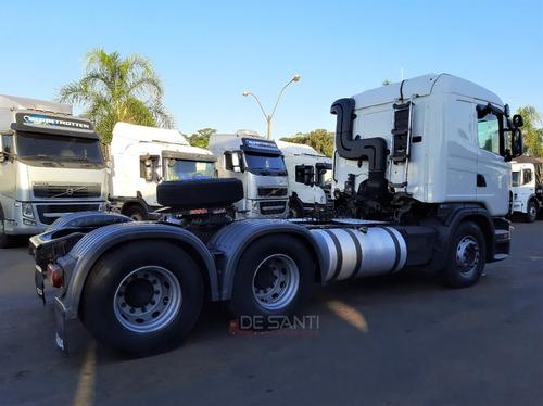 caminhão scania g 420 6x4  ano 2011/12