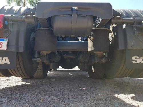 caminhão scania p 340  2010 cavalo 6x2 trucado p340