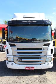 Caminhão Scania P340 2011 - Revisado E C/ Garantia  avp 3023