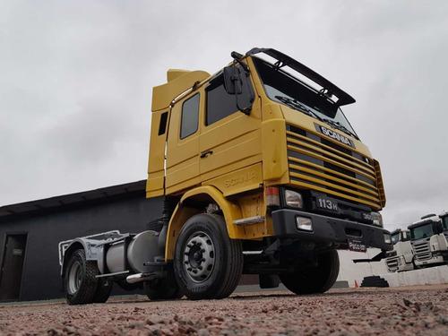 caminhão scania r 113 360 frontal - 1996 - 4x2 toco