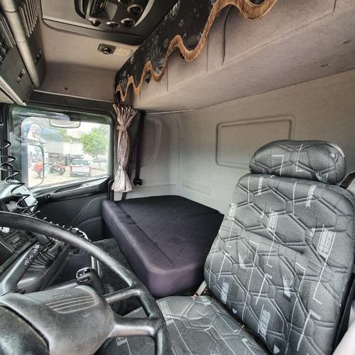 caminhão scania r 124 360 ano 2004 6x2 cavalo trucado