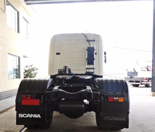 caminhão scania r124  4x2, ano 2004