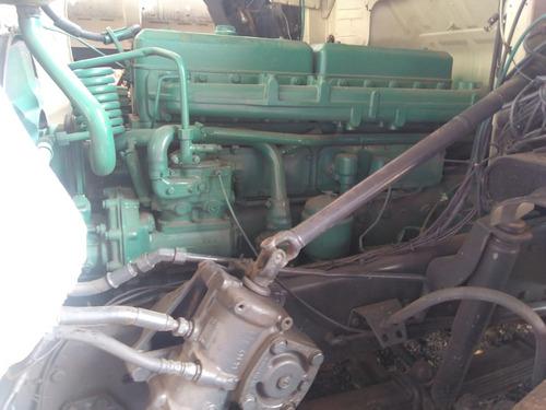caminhão scania t112 4x2 ótima conservação 1986