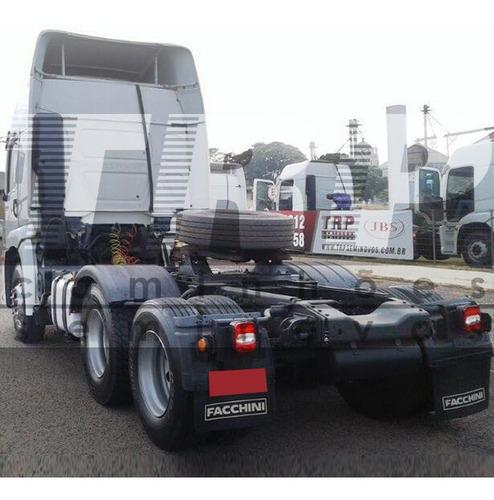 caminhão seminovo vw 25.390 - baixa quilometragem