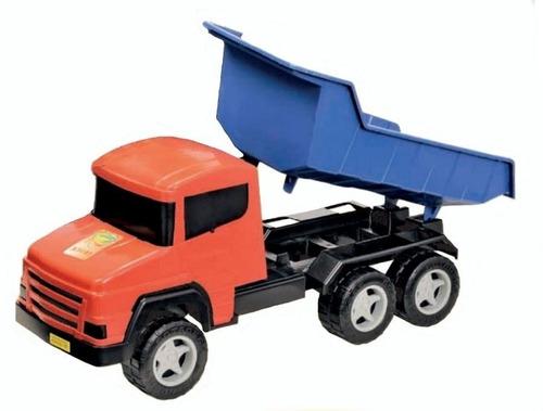 caminhão super truck caçamba 790 - adijomar-oferta