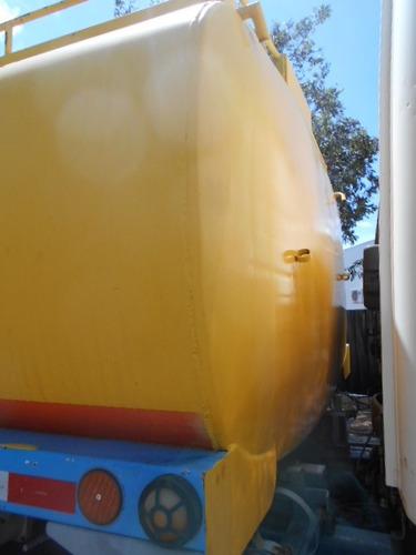 caminhão tanque 15.000 litros 99 único dono