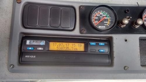 caminhão tanque mb/atego 1418 2007/2008