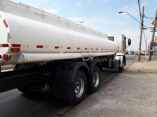 caminhão tanque tankar de 15mil litros vw 2450 09/10