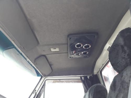 caminhão toco carroceria alongada, vw 11140! aceito troca