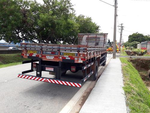 caminhão toco carroceria madeira vw 13150 ! aceita troca