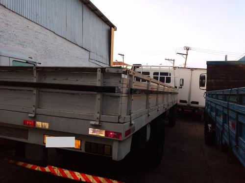 caminhão toco carroceria reduzido ford cargo 1415