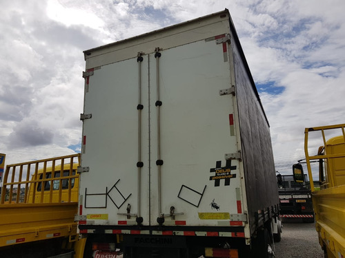 caminhão toco mb 1420 2002 c/ sider