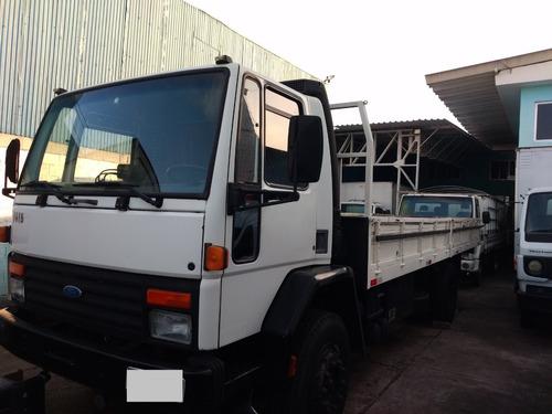 caminhão toco reduzido ford cargo 1415 todo original