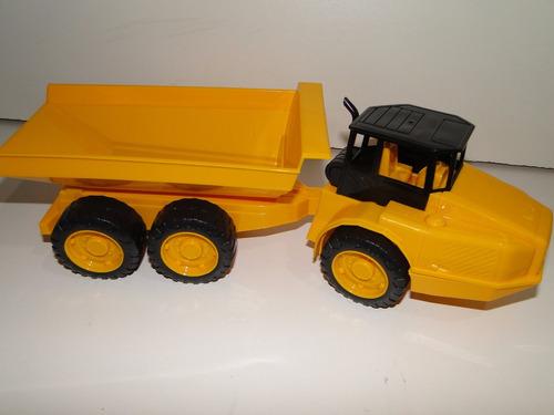caminhão trator caçamba articulado basculante bitrem carreta