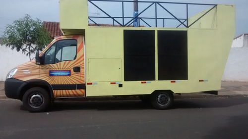 caminhão trio elétrico - compra, venda, fabricação e aluguel