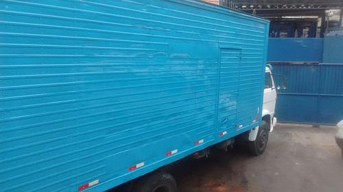 caminhão trucado vw 14 140 baú
