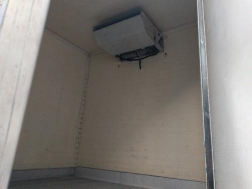caminhão truck baú refrigerado mb 2425 atego