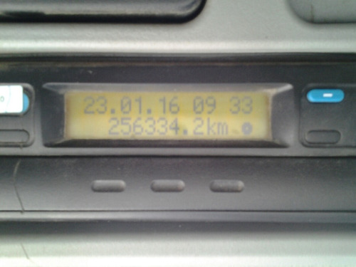 caminhão usado  mb 1718 2007