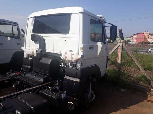 caminhão v w 9.160 2013 no chassis