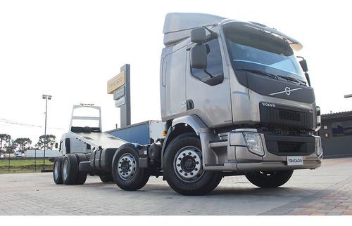 caminhão vm 330 2017 no chassi = vw mb volvo iveco volks