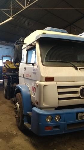 caminhão volks vw 18310 com munck muque 2013 r$ 115.000.