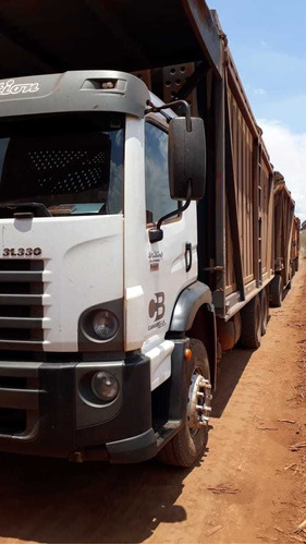 caminhão volks vw 31330 6x4 traçado canavieiro 2013 150.000